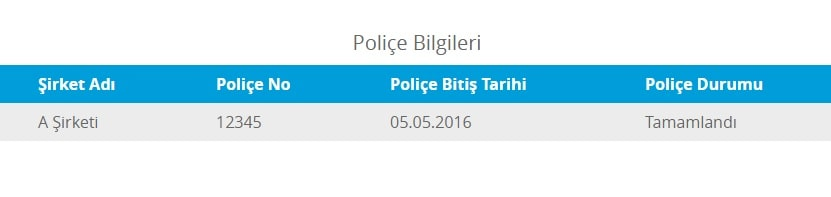 arac police sorgulama